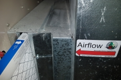 Backwards-air-filter