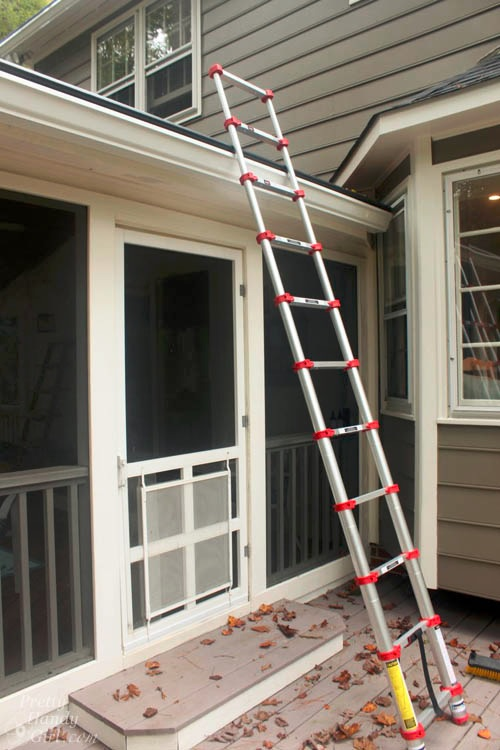 telescoping ladders for home inspections
