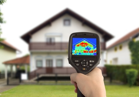 Use a thermal imager for your home inspection